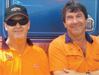 Leon Brunt and Jack Ash, Brash Contracting (Darwin, Australia)